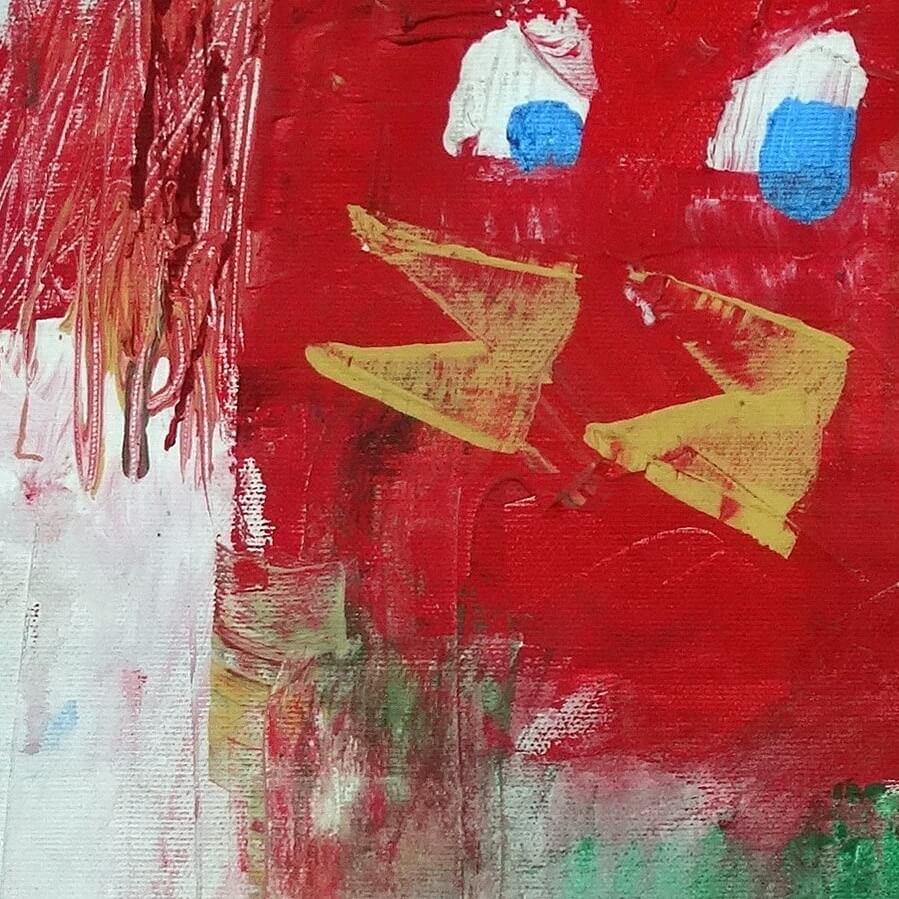 Dvestokilski vrabec 1 detajl
