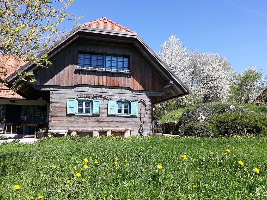 Hiša družine Schlegl
