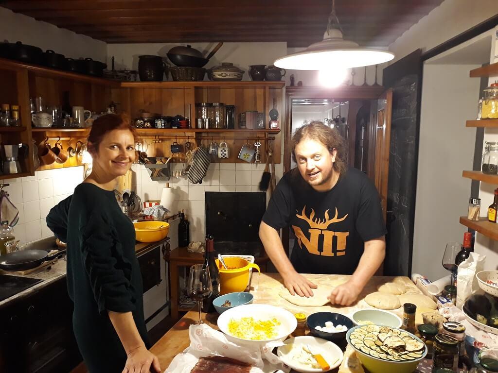 Uršula in Zoran