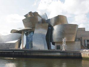 Frank Ghery v Španiji